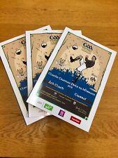 GAA Football Final 2019 Match Programme