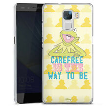 Huawei Honor 7 Handyhülle Case Hülle - Muppets Carefree is the way to be