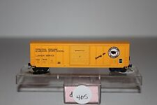 N Scale Roundhouse Alabama State Docks 50' Single Door Boxcar 78198 C405