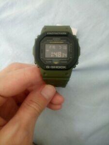 Casio G SHOCK WATCH MILITARY ARMY Green Watch