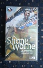 VIDEO CASSETTE TAPE SHANE WARNE ACB USED VERY GOOD,TESTED BEFORE LISTING,WORKING