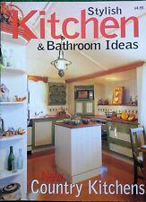 STYLISH KITCHEN & BATHROOM IDEAS - NEW COUNTRY KITCHENS, INSPIRATIONAL BATHROOMS