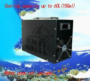 1PC Aquarium fish tank Electronic water chiller water cooler Cooling up to 60L