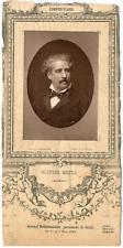 Lemercier, Paris, artiste, Compositeurs, Jules-Louis-Olivier Métra (1830-1889) V