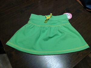 NWT Circo Green Skirt Size Girls XS 4/5