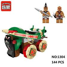 Enlighten Pirates Legendary 1304 Bow Vehicle Building Block Toys Compatible