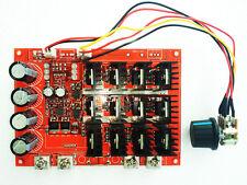 10-50V 60A DC Motor Speed Control PWM HHO RC Controller 12V 24V 48V 3000W MAX