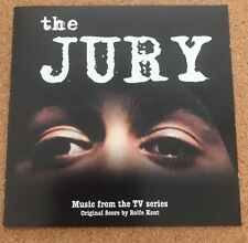 Rolfe Kent : The Jury: Music From The TV Series 2001 Soundtrack CD