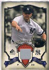 Not Authenticated Single Baseball Trading Cards Season 2008