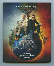 GOOD OMENS Season One 1. Michael Sheen David Tennant =NEW FYC AMAZON PRIME DVDS=