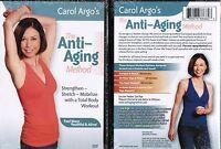 Carol Argo's Anti-Aging Method: Dance Strength Flexibility Total Body Workout
