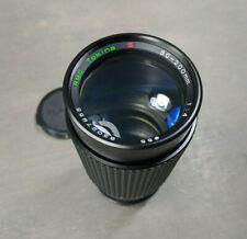RMC Tokina 80-200mm Camera Zoom Lens 1:4