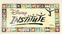 Vtg Disney World Disney Institute License Plate RARE Sealed!