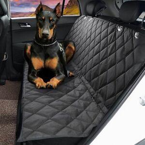 2020 2 IN 1 WATERPROOF CAR REAR BACK SEAT COVER PET DOG PROTECTOR BOOT MAT LINER