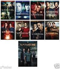 Supernatural TV Series ~ Complete Season 1-9 (1 2 3 4 5 6 7 8 & 9) NEW DVD SET