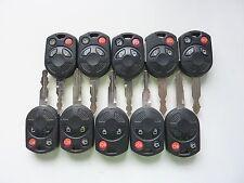 LOT 10 Original OEM FORD key keyless entry remote fob transmitter fob wholesale