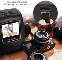 Negative Film Scanner 35mm 135mm Slide Film Converter Photo Digital Image Viewer