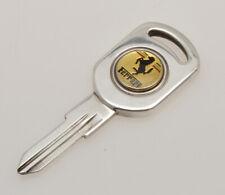 Ferrari vintage solid silver key still new to be adjusted to old Ferrari car