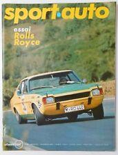 ►SPORT AUTO 94/1969 - FORD CAPRI - ROLLS ROYCE - ICKX - LIGIER
