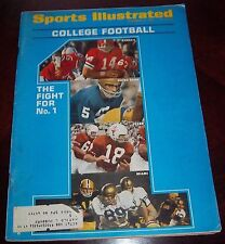 Sports Illustrated  September 11  1967 College Football Preview