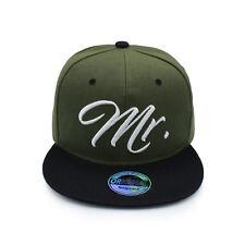 Cappy Military Snapback Cap Kappe Mütze Soldat Basecap Militär Olive Mister