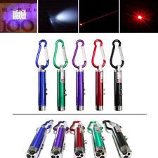 Stylo Laser Pointeur LED Porte Clé Chat Chien Enfants Jouet Lazer Lampe Torche