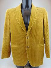 Vintage USATO 80 PEROBELLO Giacca S Velluto VTG Small Velvet Jacket Verona