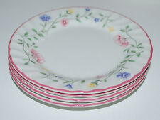 Johnson Brothers SUMMER CHINTZ square 6 inch Bread Dessert Plate set of 4