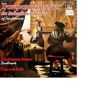 Trompetenkonzerte des Italianischen Barok Originalinstrumenten Friedemann Immer