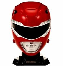 Bandai Saban's Power Rangers Red Ranger Helmet Legacy Collection