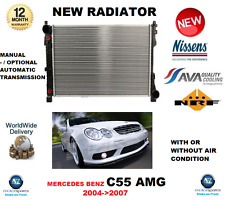 FOR MERCEDES BENZ C CLASS W203 C55 AMG 2004->2007 NEW RADIATOR ** OE QUALITY **