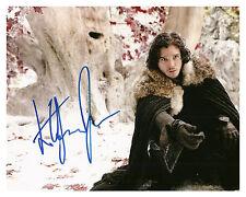 "-(- GAME OF THRONES -) ""KIT HARINGTON"" as (JON SNOW) -Autographed 8x10 RP"