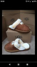 UGG Women Slippers Copy Camel size 5 in box