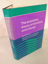 Baranzini,THE ECONOMIC THEORY OF STRUCTURE AND CHANGE,1990 Cambridge[economia