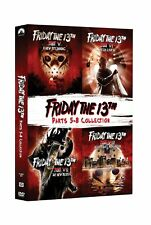 Friday The 13th Four Pack V-VIII