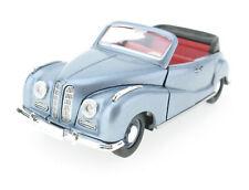 SCHUCO 81037 - BMW 501 Cabrio hellblau metallic - 1:43 - in OVP / Box Modellauto