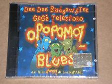 GEGE' TELESFORO, DEE DEE BRIDGEWATER - OPOPOMOZ BLUES - CD SIGILLATO (SEALED)