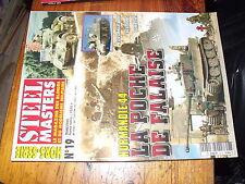 * Steel Masters HS n°19 Normandie 1944 La poche de Falaise 17Pounder M10 Half-Tr