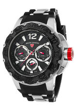 Swiss Legend Ultrasonic Mens Watch 14096SM-01-BB