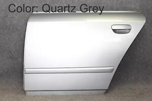 2005 2006 2007 2008 AUDI A4 B7 - REAR LEFT DOOR SHELL / SKIN