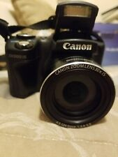 Canon Powershot SX500 IS, Zoom doesnt work