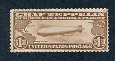 drbobstamps US Scott #C14 Mint NH OG Sound Zeppelin Air Mail (See Description)