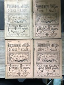 Lot 1892 Phrenological Journal Science And Health