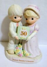 Precious Moments to Remember 50th Anniversary Figurine #163848