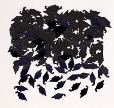 Graduación Confeti de Mesa Confetti para Fiesta Negro Mortero Cabezal