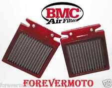 BMC FILTRO ARIA SPORTIVO AIR FILTER PER KAWASAKI ZX-12R (KIT COMPLETO) 2002 2003