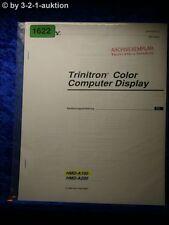 Sony Bedienungsanleitung HMD A100 / A200 Computer Display (#1622)