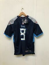 Tennessee Titans Nike NFL Women's 2018 Game Jersey - Small - Mariota 8 - New