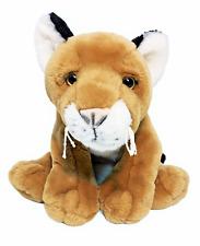 RARE Wild Republic HTF Cuddlekins Baby Lion Cub Plush Stuffed Animal K&M Toy Cat