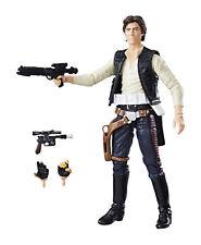 Hasbro C1689 Star Wars 40th Anniversary Black Series Han Solo 6-Inch Action Figure